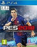 Konami Pes 2018 Ps4 Playstation 4 Pes 18 Türkçe