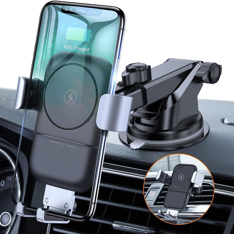 Vanmass Wireless Charger Auto Handyhalterung Elektronik