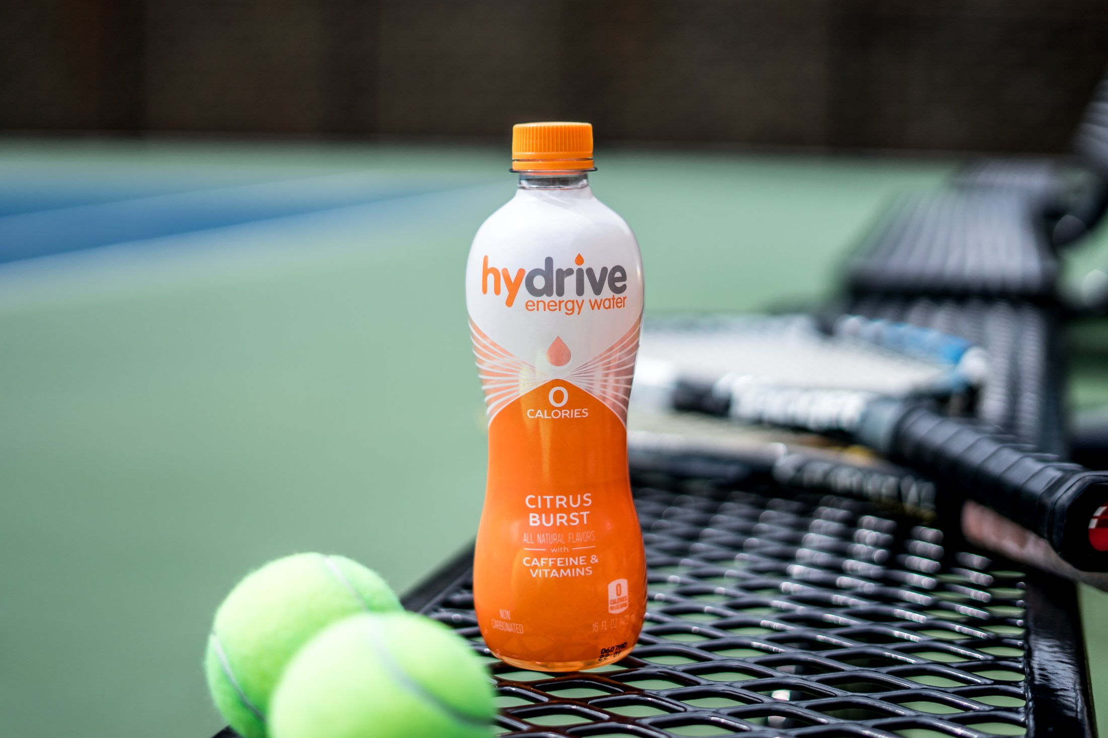 Hydrive Energy Water | Citrus Burst | Sugar Free | Zero Calories | All Natural Flavors | Natural Energy | 16 oz (Pack of 12) by Hydrive (Image #7)