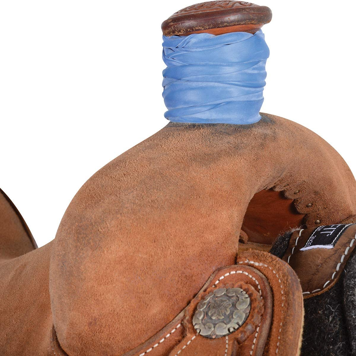 Classic Ropes Rubber Dally Wraps 12 Pack By Classic Ropes New Horse Horn Saddle