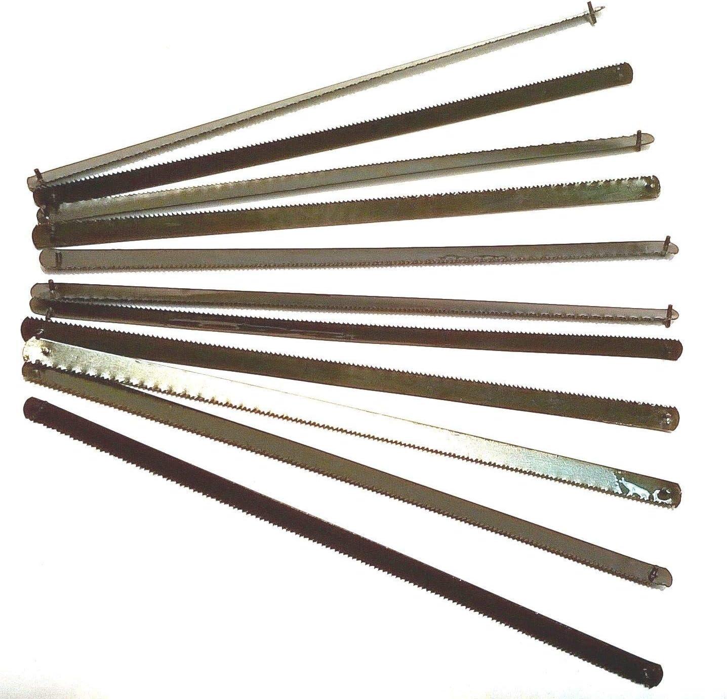 Toolzone 150 mm -Lames pour scie /à m/étaux 6