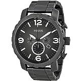 フォッシル FOSSIL ネイト NATE クオーツ クロノ メンズ 腕時計 JR1437 [並行輸入品]