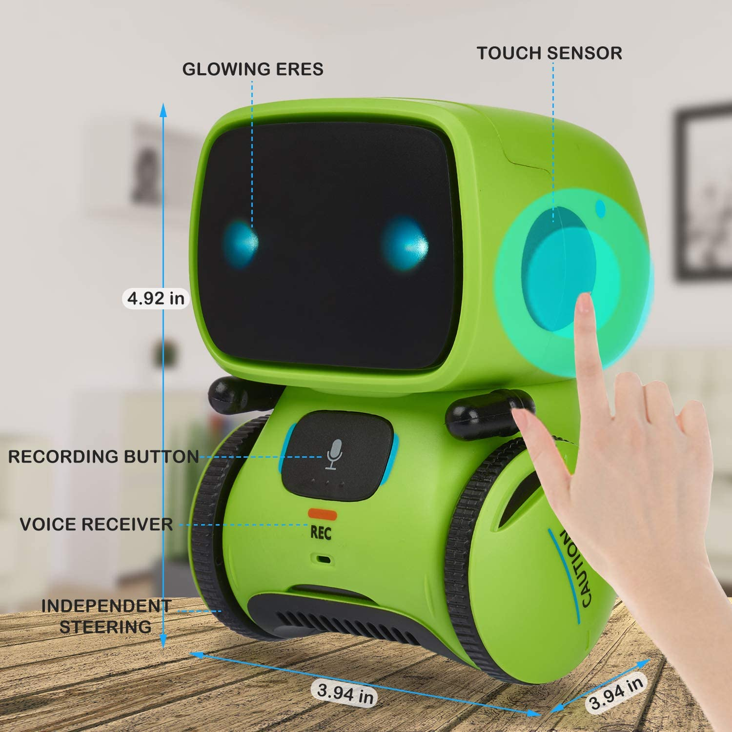 Free Amazon Promo Code 2020 for Kids Interactive Robot Toy