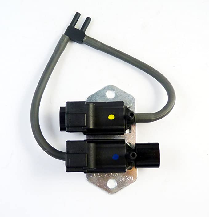 Amazon.com: Vacuum Switch Solenoid Valve MB620532 NEW For Mitsubishi Pajero L200 L300 MR430381,K5T47776,K5T81794: Automotive