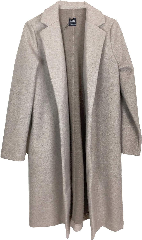 Zara 5070/629/081 - Abrigo para Mujer Beige S: Amazon.es: Ropa y accesorios