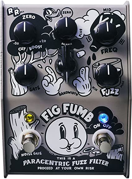 Stone Deaf FX Fig Fumb