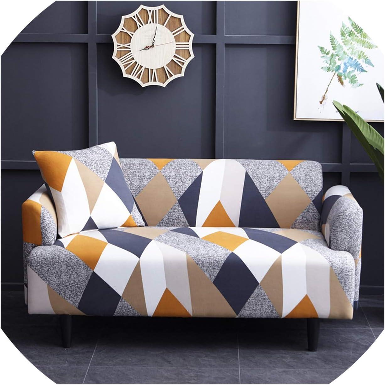azalea store Stretch Slipcovers Elastic Stretch Sofa Covers