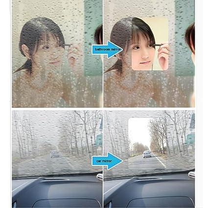 Amazon Com Hoho 60 X40 Transparent Anti Fog Film Car Glass Film
