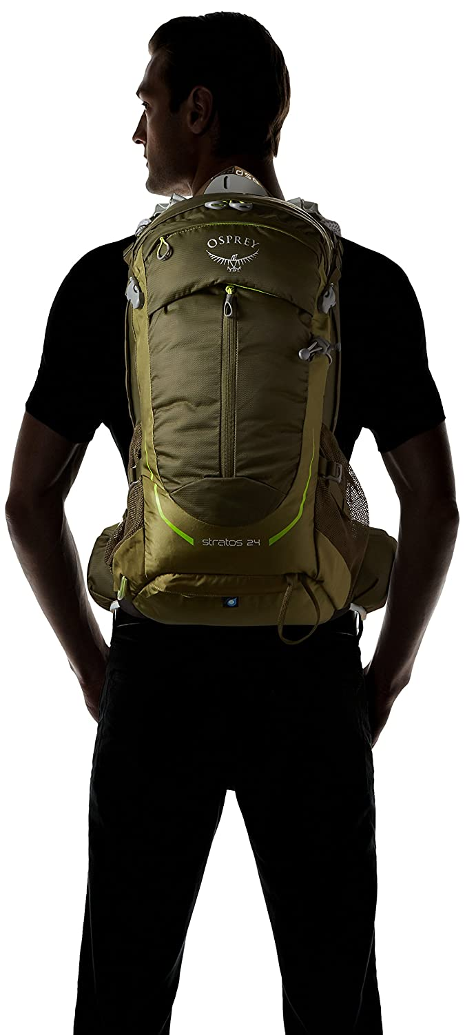 Osprey Packs Stratos 24 Mens Hiking Backpack