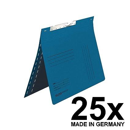 FALKEN pendular – Archivador colgante (reciclado de cartón, color azul