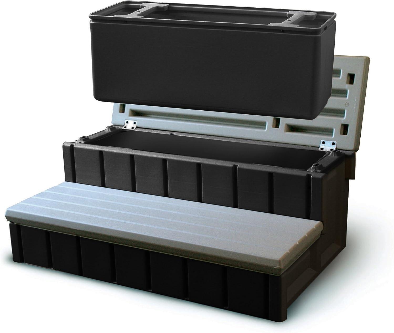 Confer Plastics Spa Step with Storage - Amazon's Choice