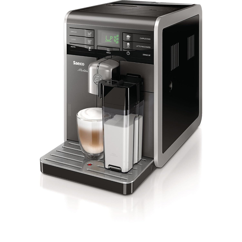 Saeco Moltio HD8769/11 - Cafetera (Independiente, Máquina espresso ...