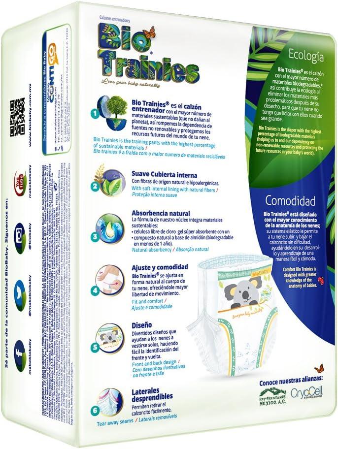 Calzoncillo de entrenamiento biodegradable Talla Grande- Bolsa de ...