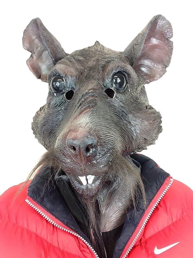 Amazon.com: Máscara de rata, Hero Splinter, Animal, de ...