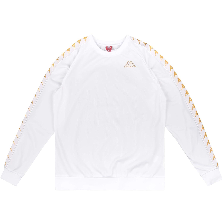 Kappa Men's Ghiamis Sweatshirt, White