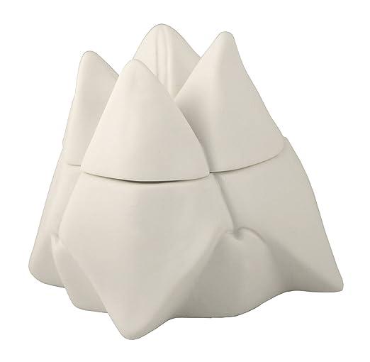 Origami mesa Decor y soporte joyero - Caja de Fortune: Amazon.es ...