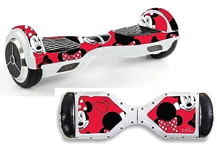 Minnie Mouse Pegatina para patinete Hov7: Amazon.es: Hogar