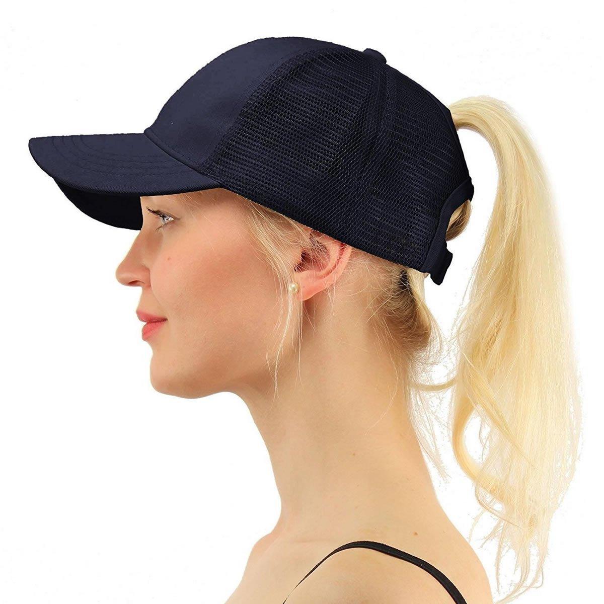 Gagget Womens Winter Worm Wool Knitted Beanie Detachable Fur Ball Caps Faux Fur Pom Hat