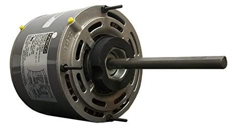 Fasco D923 5.6-Inch Direct Drive Blower Motor, 1/3 HP, 208-230 Volts, on