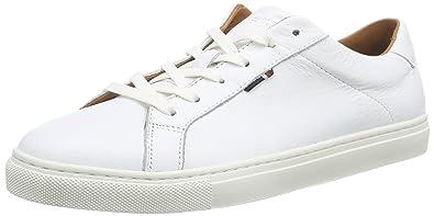 Tommy Hilfiger Damen J1285UPITER 3A1 Sneaker, Weiß (White), 41 EU