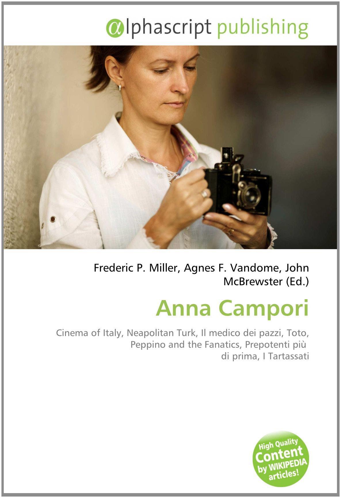 photo Anna Campori (born 1917)