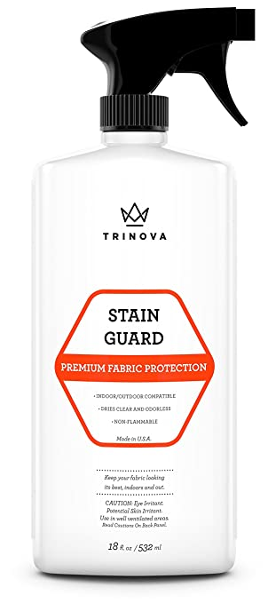 Beautiful Fabric Protector Spray And Stain Guard For Upholstery Protection. Repellent  Safe For Your Couch Sofa