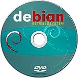 Linux Debian 2018 Install-DVD 32 oder 64 Bit - Deutsch - Neueste Version -