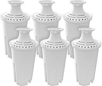 Amazon.com: Brita filtro de repuesto para jarras de agua ...