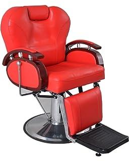 Amazon.com: BarberPub Three All Purpose Hydraulic Recline ...