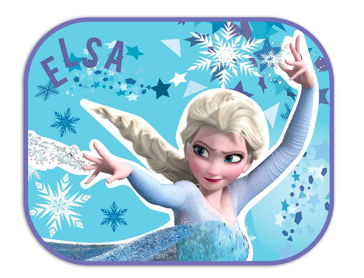Princess Protection UV Sofia//Rideaux de Pare-Soleil Theonoi Lot de 2 Pare-Soleil de Voiture pour Voiture Minnie Mouse Frozen