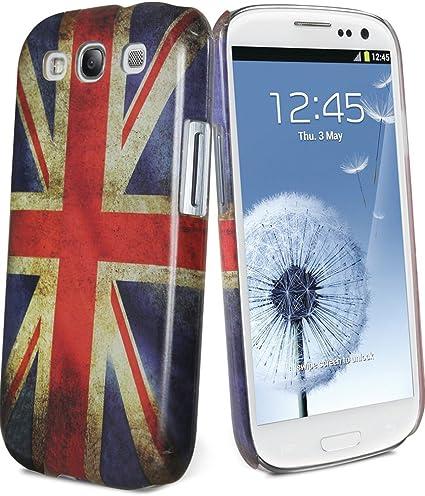 Coque NZUP drapeau Anglais UK pour Samsung Galaxy S3 Union Jack ...