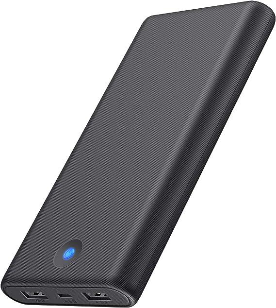 Amazon.com: Cargador portátil Ekrist 25800 mAh, batería ...