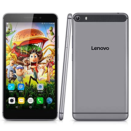 Lenovo PHAB Plus 4G Lte - Tablet PC Smartphone Libre Android 5.0 ...