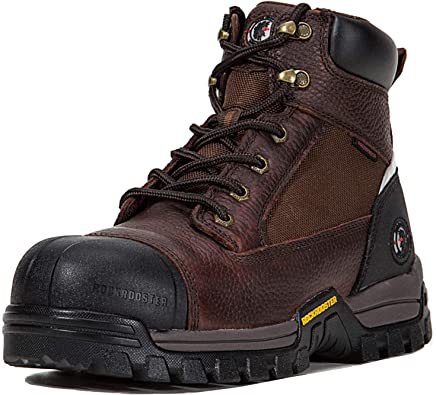 Amazon.com: ROCKROOSTER Work Boots for
