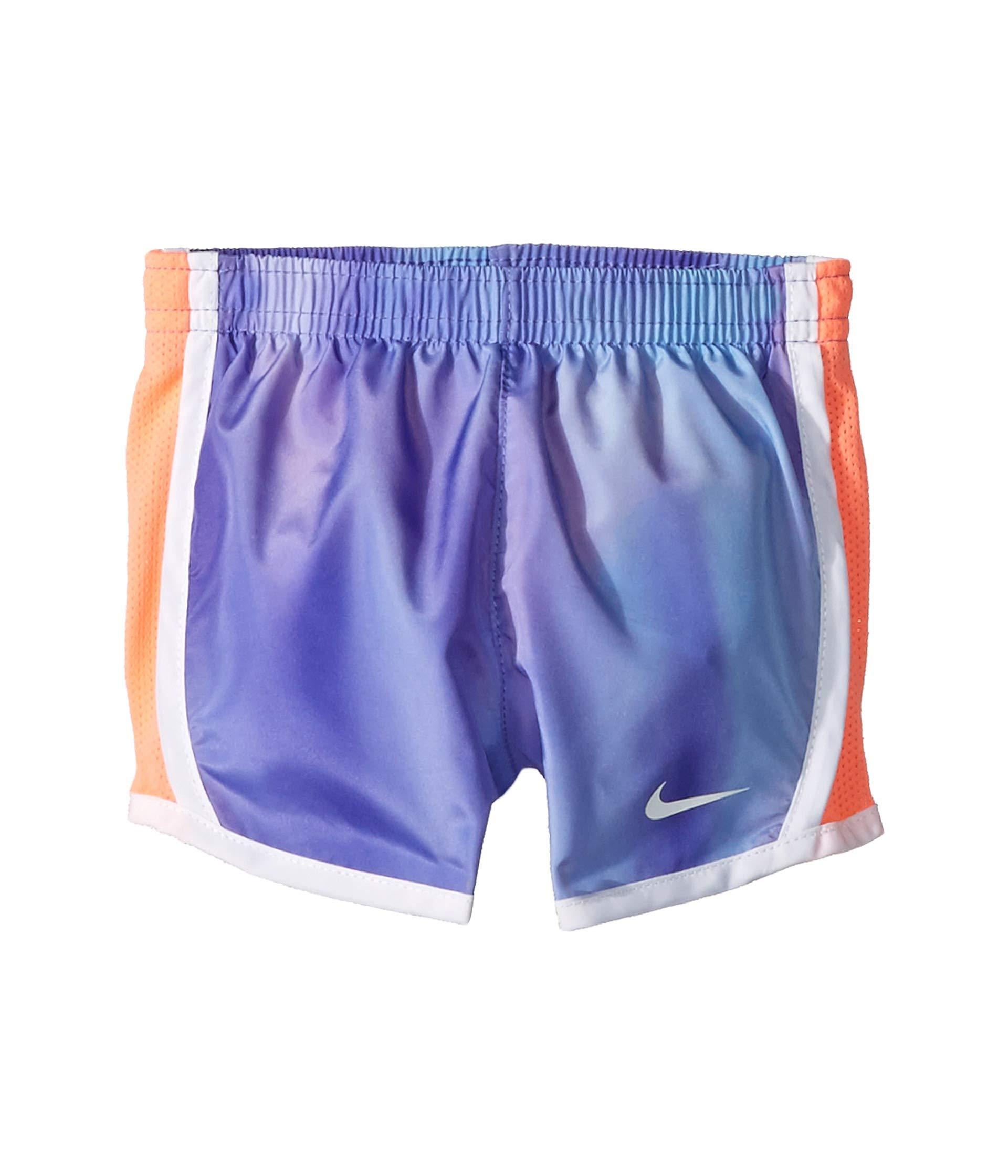Nike Toddler Girls Dri-Fit Tempo Shorts - Cool Gray 2T