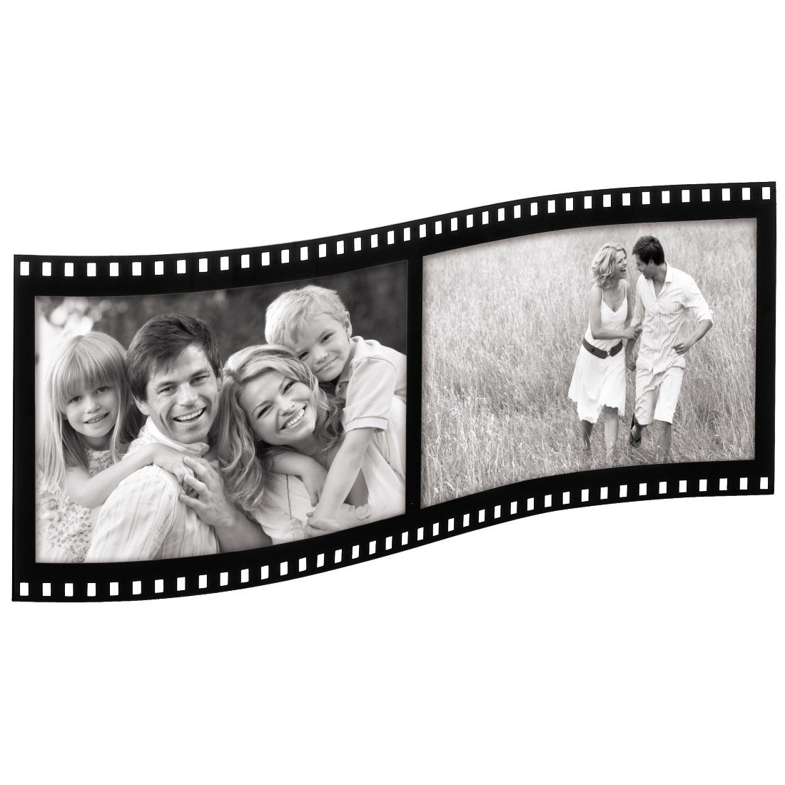 Amazon.de: Hama Portraitrahmen Filmstrip, Acryl, 10 x 15 cm