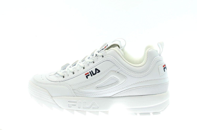 Disruptor Low Men White Sneakers