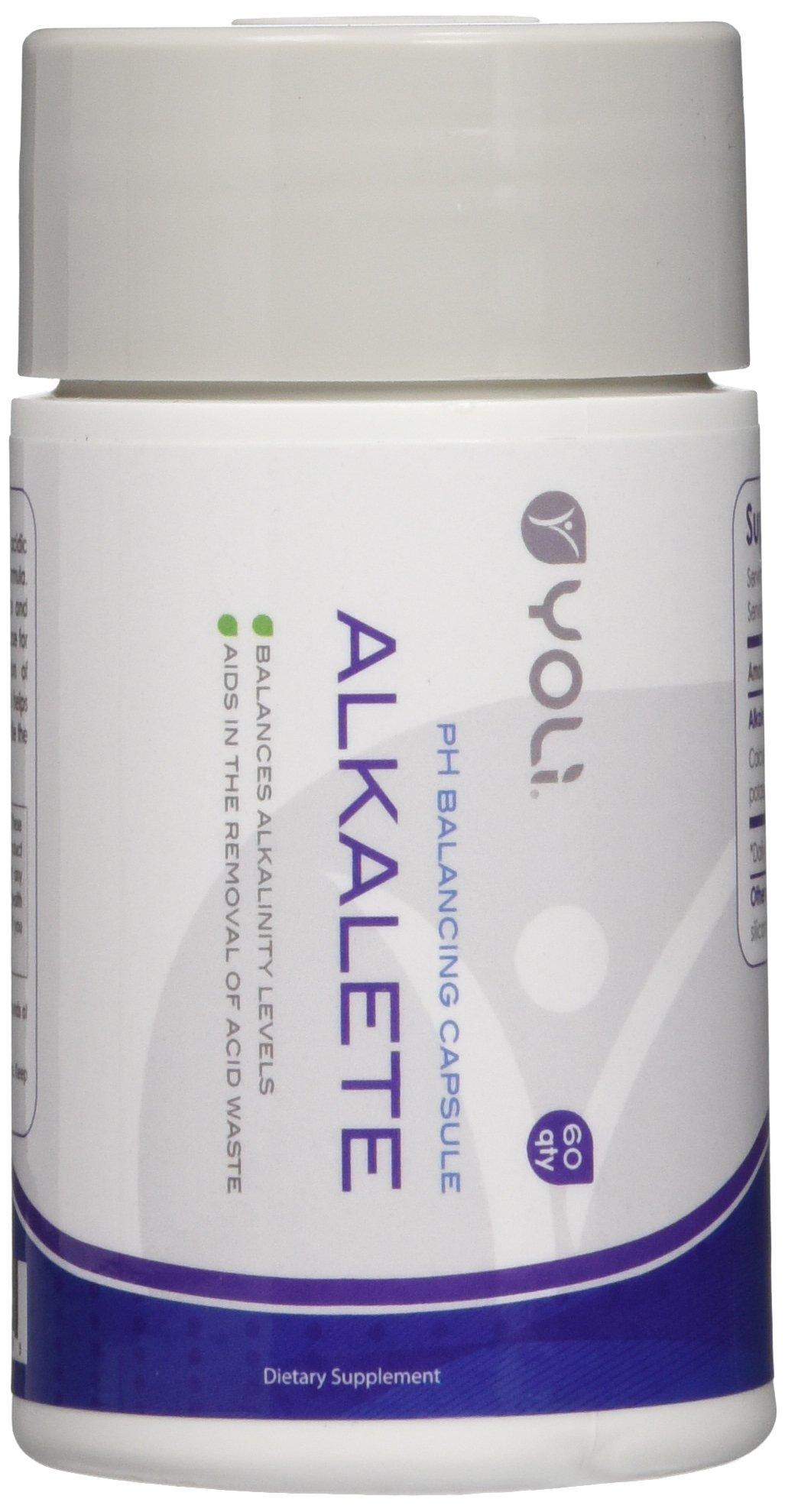 Yoli Alkalete (60 Capsules)