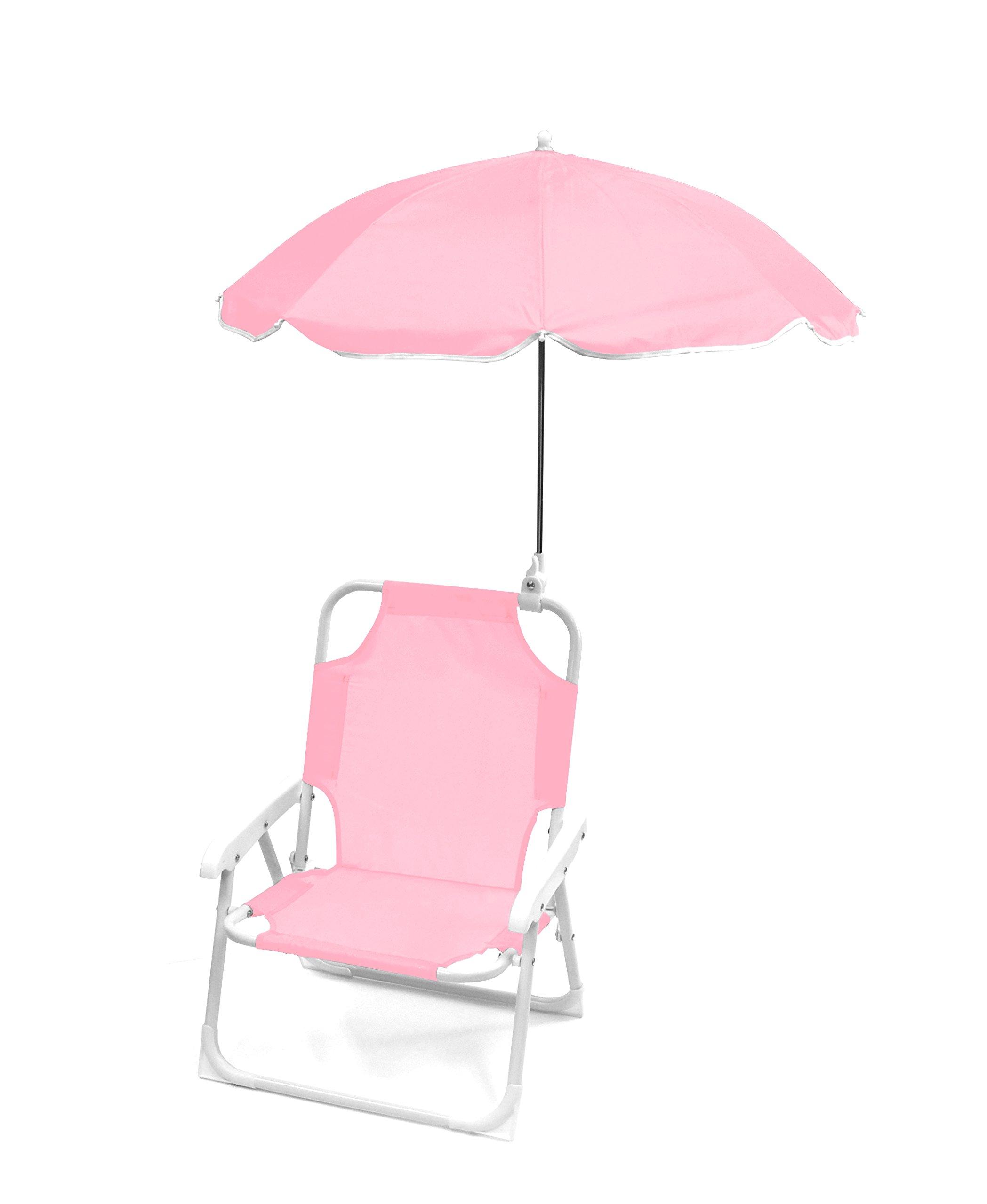 Heritage Kids Beach Chair, Pink
