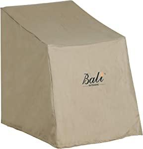 BALI OUTDOORS Patio Rocking Chair Cover Waterproof Outdoor Patio Furniture Cover, Brown