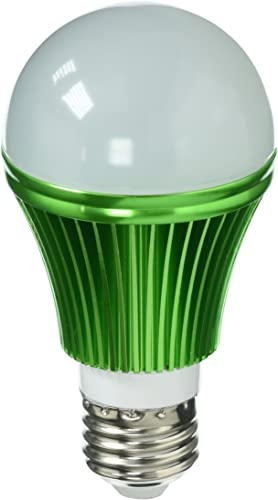 AgroLED GL56960417 960417 Green LED Night Light-6 Watt Plant-Growing-Lamps, Natural