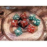 Sword and Sorcery: Custom Dice Pack (8)