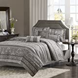 Madison Park Bellagio Coverlet Set, King/Cal