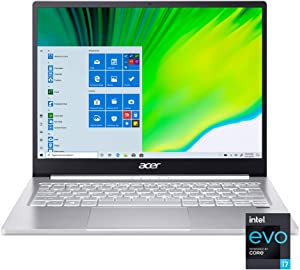 Acer Swift 3 Intel Evo Thin & Light Laptop, 13.5