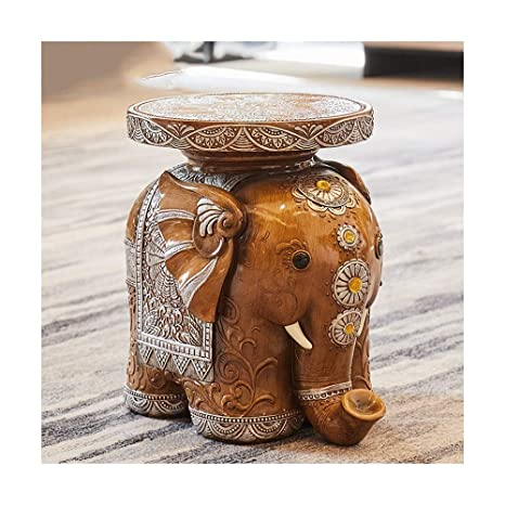 Magnificent Amazon Com Luyiyi Elephant Shoes Change Stool Shoes Stool Gmtry Best Dining Table And Chair Ideas Images Gmtryco