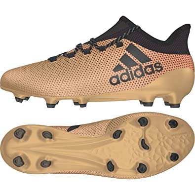 the latest 2f38f c3ed6 Image Unavailable. Image not available for. Color adidas Mens X 17.1 FG ...
