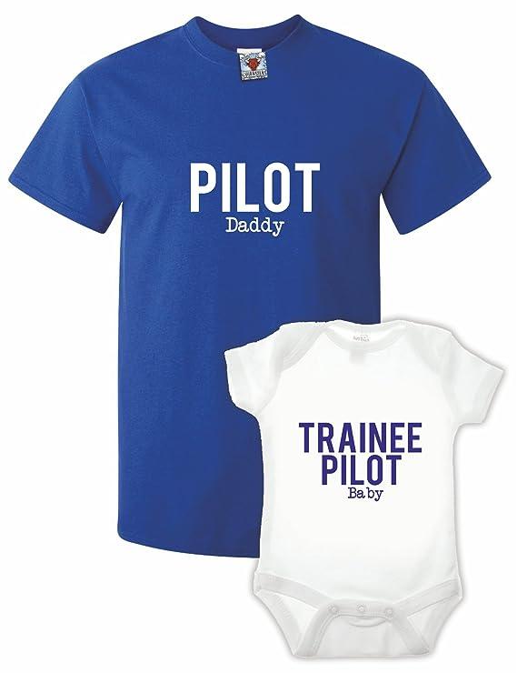 Reality Glitch Pilot T-Shirt und Strampler Doppelpack