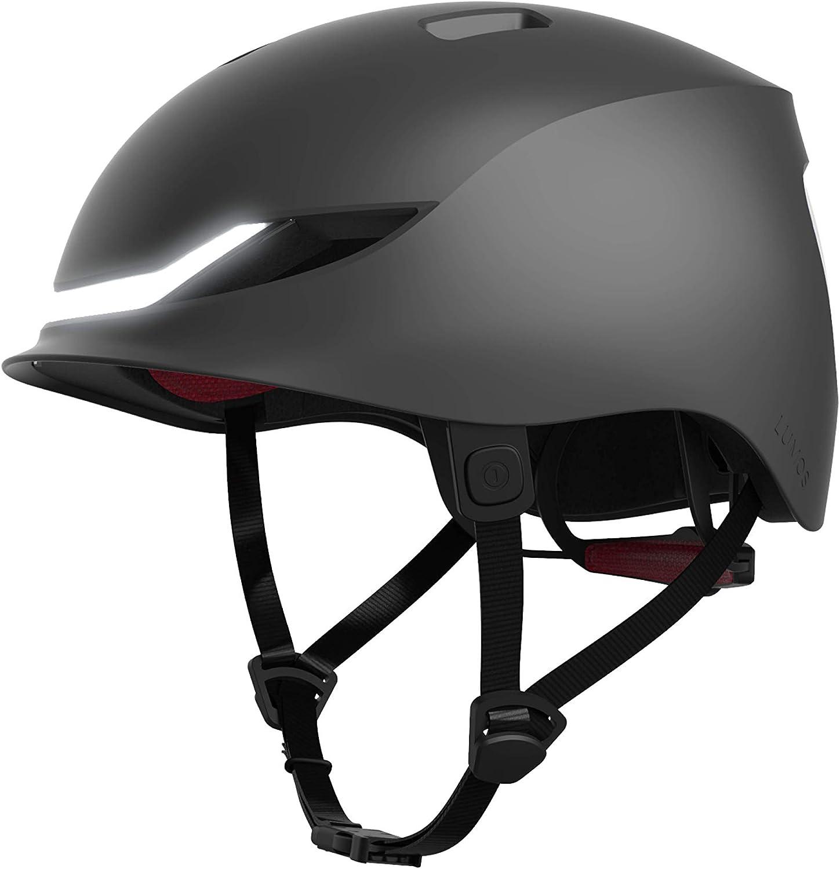 LUMOS Matrix Smart Helmet