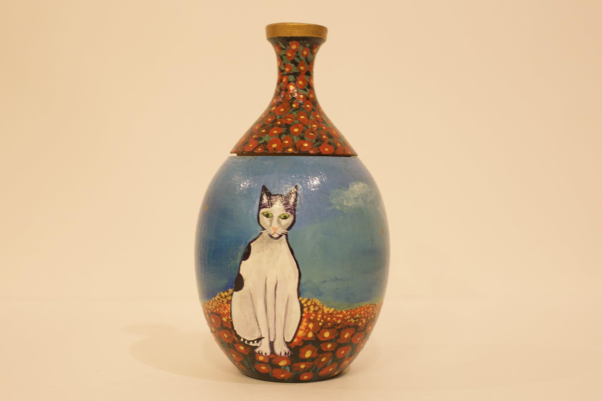 Pet Urn ''Cat''