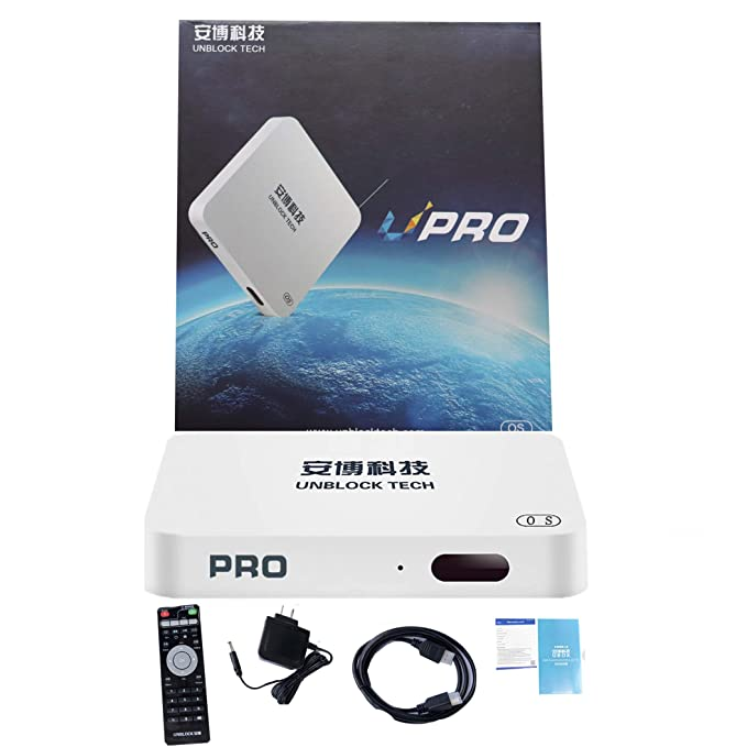 HALI OVERSEAS 安博五代国际版全球版 i900 UPRO Unblock Tv Box UnblockTech Tv Box Gen5  Newest 2018 Model UPRO I900 UBox5 Gen5 Gen5 Bluetooth